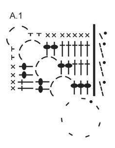 """Too Much Fun - Frazada DROPS con aplicaciones de ganchillo, en """"Paris"""". - Free pattern by DROPS Design"""