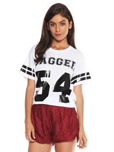 Lovers & Friends Jagger 54 T-Shirt in White