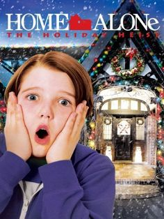 Pin for Later: Family-Friendly Holiday Movies — and When They're Airing! Home Alone: The Holiday Heist To celebrate the season, watch Home Alone: The Holiday Heist beginning Dec. 7 on ABC Family.