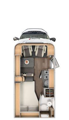 Capron GmbH Neustadt – Motorhomes from Saxony – CARADO – Semi-integrated Capron GmbH Neustadt – Reisemobile aus Sachsen – CARADO – Teilintegrierte - Create Your Own Van Kombi Trailer, Kombi Motorhome, Bus Life, Camper Life, Campers, Vw Camper, Transit Camper, Ford Transit, Kombi Home