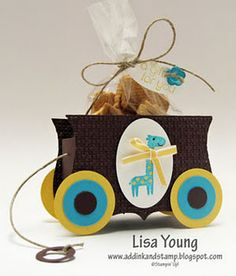 Party favour #2 (by Lisa Young)