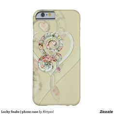 Lucky Snake   phone case Barely There iPhone 6 Case