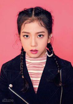 Designer Clothes, Shoes & Bags for Women Blackpink Jisoo, Kim Jennie, Black Pink Kpop, Blackpink Members, Blackpink Photos, Pictures, Instyle Magazine, Yg Entertainment, Korean Girl Groups