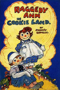 Raggedy Ann and Andy used to make me cry... i don't remember why but the song still touches me haha