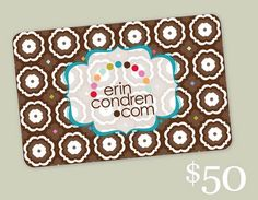 #GIVEAWAY: Win a $50 Erin Condren Gift Card (Ends 9/5)