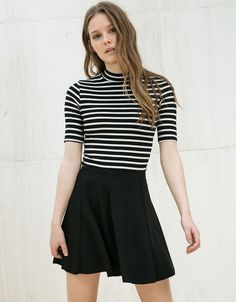 Skirts - WOMAN - WOMAN - Bershka Belgium