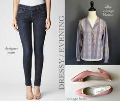 miskabelle vintage: vintage + designer jeans