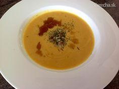 Krémová tekvicová polievka