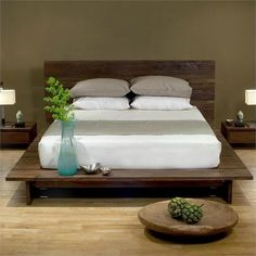 Neo Primitive Bed from Warisan