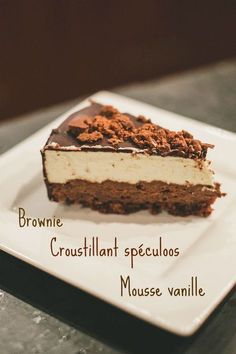 Un dessert qui en jette, vous passez pour un pro de la pâtisserie… alors que c'est tout bête! Cet entremets ne demande presque pas de cuisson, il faut juste maîtriser la crème anglaise …: