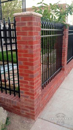 Our 5ft Tall Signature Grade Aluminum Fence In Classic