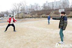 Gongchan, Baro, Sandeul :)