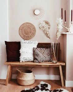 8 ideas for small bedroom if youre on a budget Space saving idea Keep colour to smaller details Neutral colour for walls. My New Room, My Room, Room Inspiration, Interior Inspiration, Interior And Exterior, Interior Design, Lets Stay Home, Estilo Boho, Küchen Design