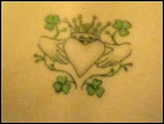 Claddagh Tattoo by lilmoxie21, via Flickr