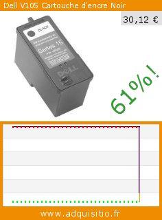 Dell V105 Cartouche d'encre Noir (Fournitures de bureau). Réduction de 61%! Prix actuel 30,12 €, l'ancien prix était de 78,00 €. http://www.adquisitio.fr/dell/v105-cartouche-dencre