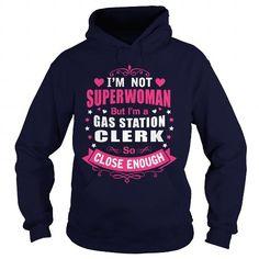 GAS STATION CLERK - super wm #teeshirt #fashion. CHEAP PRICE:  => https://www.sunfrog.com/LifeStyle/GAS-STATION-CLERK--super-wm-Navy-Blue-Hoodie.html?id=60505