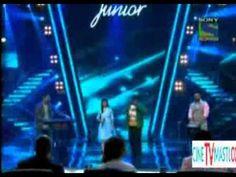 Nityashree &  Vaishnav Best Performance indian idol junior 19 july 2015