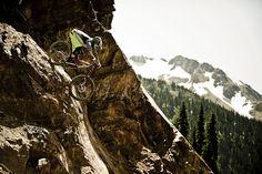 Cam Zink. Whistler, BC