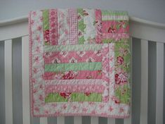 Image result for beginning baby quilt patterns free