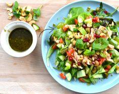 Easy chicken salade - Inlovewithhealth.nl