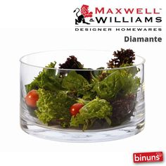 MAXWELL & WILLIAMS DIAMANTE Maxwell & Williams' Diamante collection features pieces with classic good looks and timeless style. This excellent selection of serve ware is available at Binuns.  http://www.binuns.co.za/en-za/brands/maxwellwilliams/diamante.aspx