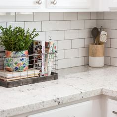 Lexi Westergard Design | Vermont Remodel | Kitchen Styling | Subway Tile