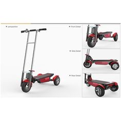 Skyer specializes in E-Mobility products, unique electric trasportation. E Mobility, 3rd Wheel, Electric Scooter, Transportation, Wheels, Technology, Big, Gallery, Tech
