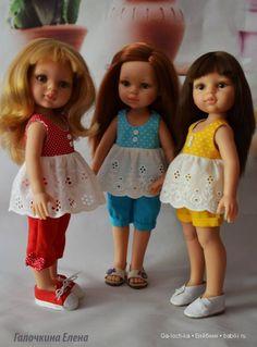 Три грации. Paola Reina / Paola Reina, Antonio Juan и другие испанские куклы / Бэйбики. Куклы фото. Одежда для кукол