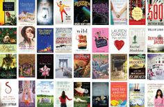 Books I read in 2013 | a complete list of the 36 books I read in 2013 | Kate O. Lynch