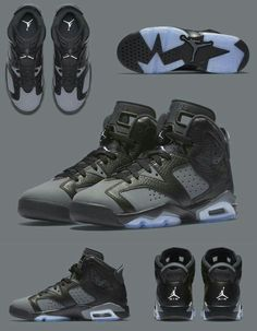e56aeadc7e4727 ... switzerland swag craze sneakers dropping this weekend nike air jordan 6  gs cool grey 31c61 7a7a5