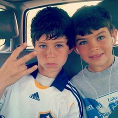 Old pic me and Hayes