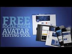 [VIDEO] How to create a logo that fits all social media platforms—FREE Photoshop template lets you design and preview your logo designs on the biggest social media platforms.