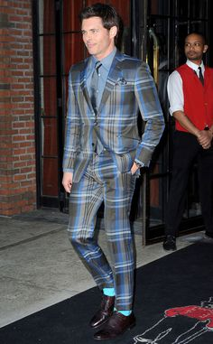 Rad in Plaid from Fashion Police | E! Online