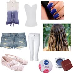 """""""Summer Days"""" by corri-roberts on Polyvore"""