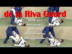 How and When to Use de la Riva Guard | The Jiu-Jitsu Times