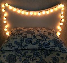 luzes pisca-pisca.