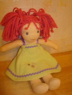 TUTORIALS AND PATTERNS FOR A 32CM DOLL1 of 2