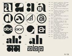 1970s vintage logos.
