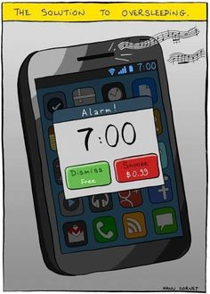 Great Alarm Concept