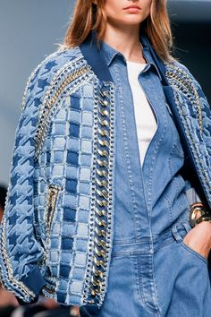 Balmain Spring 2014 RTW - Details - Fashion Week - Runway, Fashion Shows and Collections - Vogue