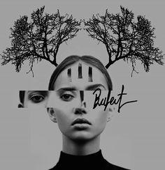 #illustration #Collage #surrealism #surreal42 #woman #tree