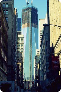 New York City. World trade centre photography by me. Trade Centre, World Trade Center, Photography Terms, New York City, Skyscraper, Building, Skyscrapers, New York, Buildings