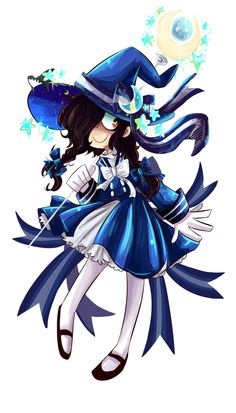 As Wadanohara by Andgofortheroll-123 on DeviantArt