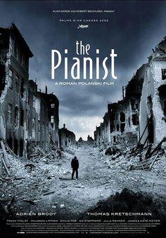 Title: The Pianist  Original title: The pianist  Address: Roman Polanski  Country: France, United Kingdom, Germany, Poland  Year: 2002  Duration: 150 min.  Genre: Drama, War, Biography, Music