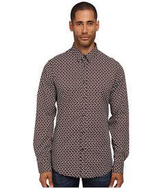 JUST CAVALLI Memphis Star Button Up. #justcavalli #cloth #shirts & tops
