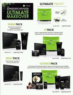 Jump start your health w/ It Works Global @ http://estheticianbecky.itworks.com. Contact me if interested to learn more.