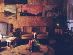 Gypsy bohemian apartment