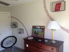 Baseball room. Just paint.  Parade of Homes