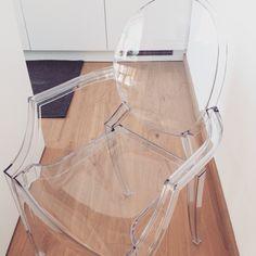 I love #kartell chair