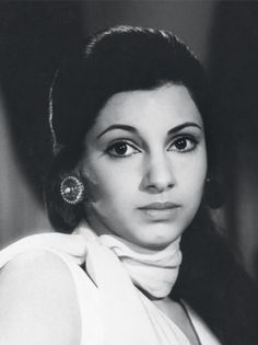 Dimple Chunnibhai Kapadia is an Indian film actress. Kapadia made her acting debut at the age of 16, playing the title role in Raj Kapoor's teen romance Bobby. In that same year she married Indian actor Rajesh Khanna.
